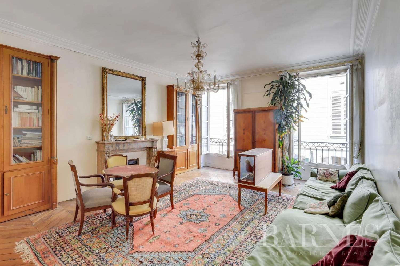 Paris  - Piso 4 Cuartos 2 Habitaciones - picture 1