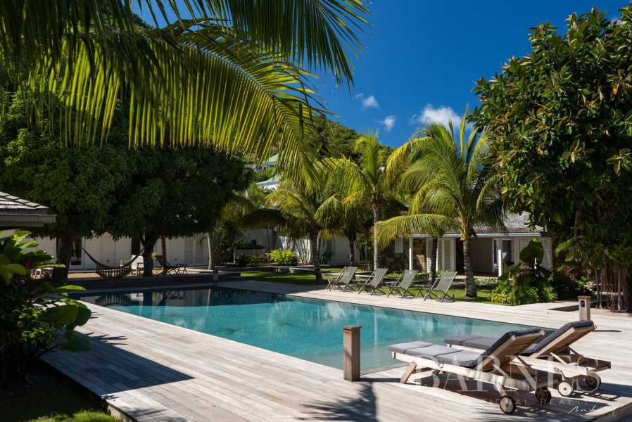 Saint-Barthélemy  - Property 7 Bedrooms