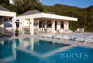 Saint-Barthélemy  - Villa 5 Chambres