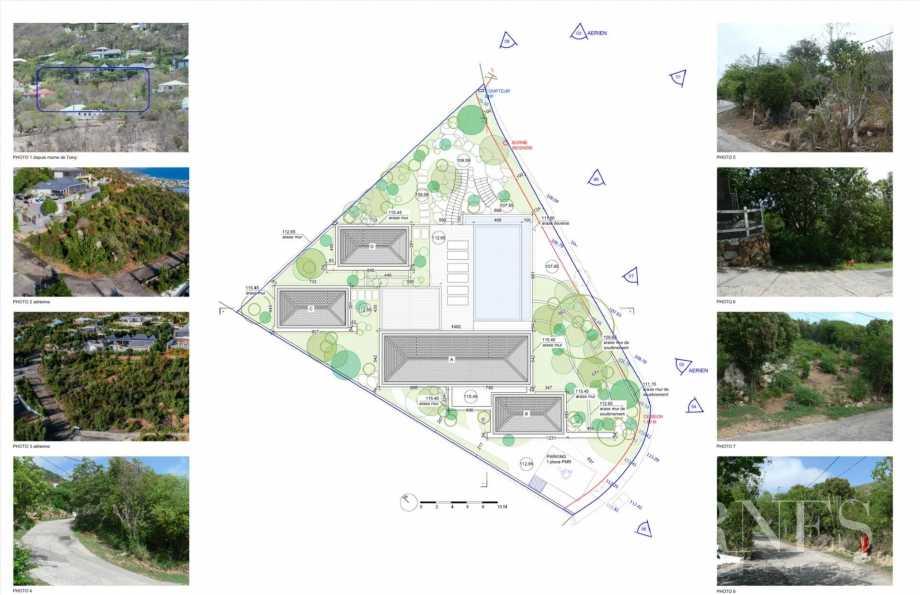 Saint-Barthélemy  - Terrain constructible