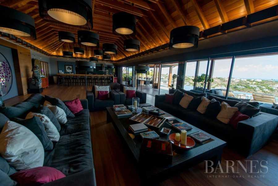 Saint-Barthélemy  - Villa 8 Chambres
