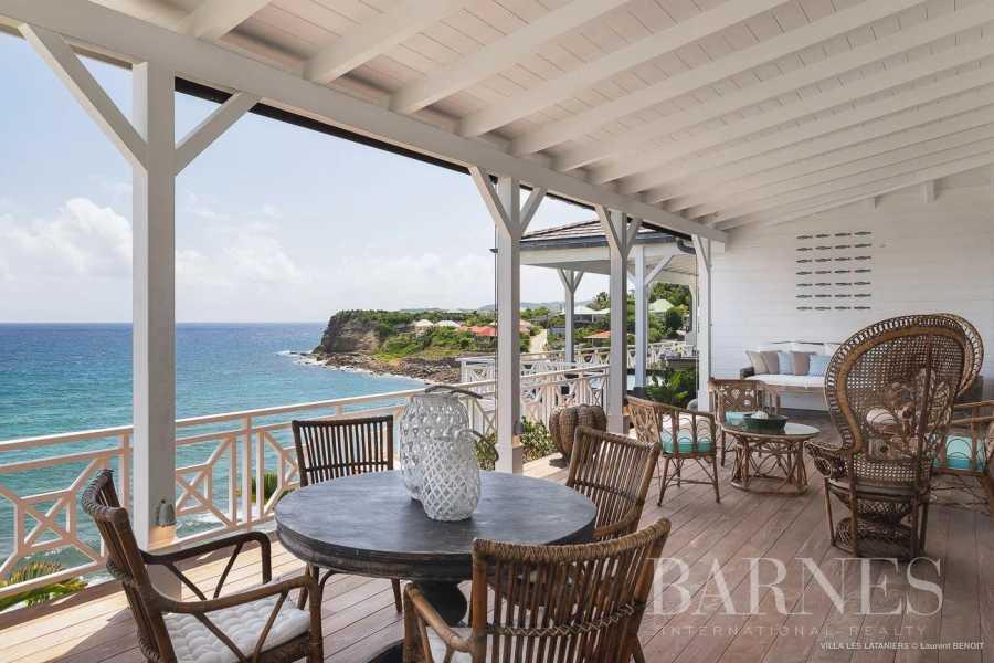 Saint-Barthélemy  - Villa 7 Chambres