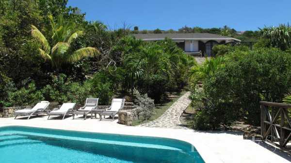 Villa Saint-Barthélemy - Ref 5857586