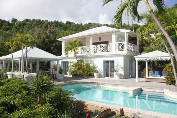 Villa Saint-Barthélemy - Ref 4210618