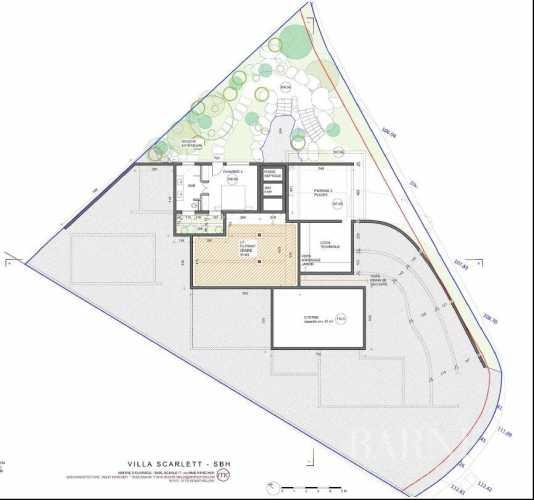 Terrain constructible Saint-Barthélemy  -  ref 5640649 (picture 3)