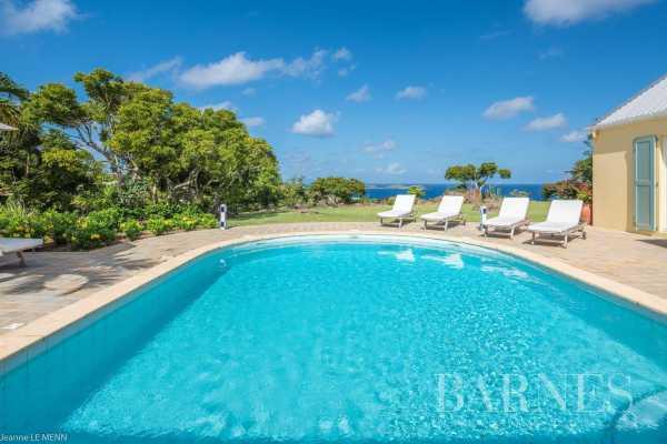 Villa Saint-Barthélemy - Ref 3324834
