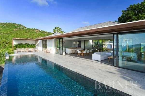 Villa Saint-Barthélemy - Ref 3324780