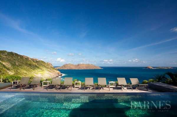 Saint-Barthélemy  - Villa 7 Bedrooms