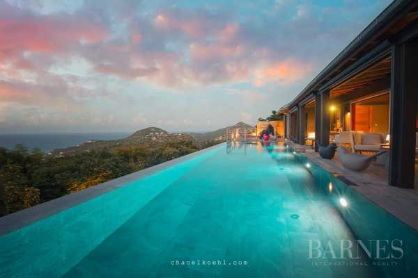 Saint-Barthélemy  - Villa 3 Bedrooms