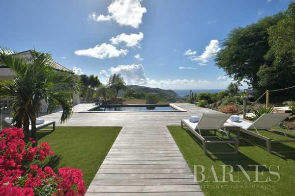 Villa Saint-Barthélemy - Ref 4640589