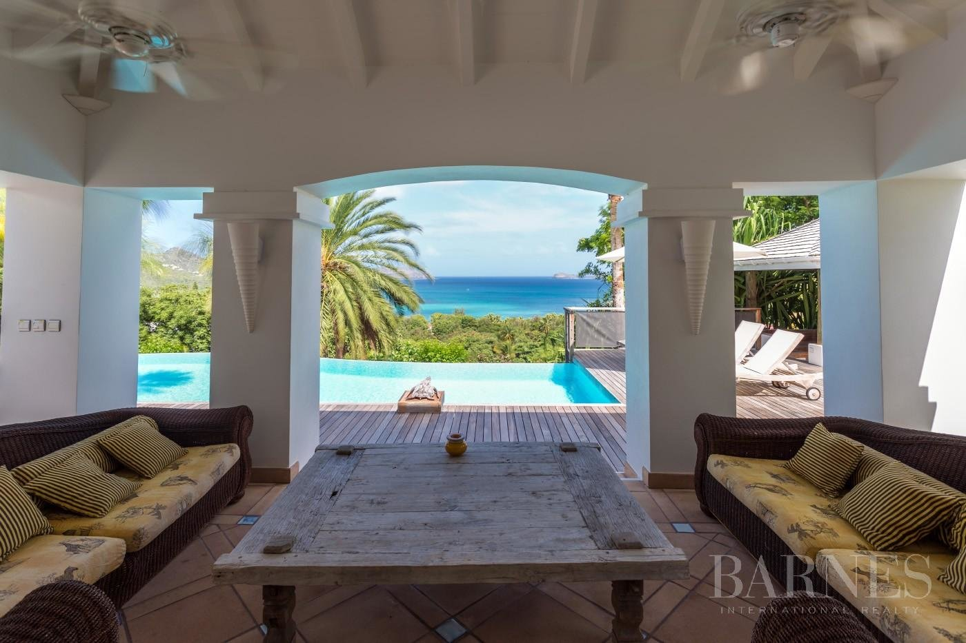 Saint-Barthélemy  - Villa 4 Bedrooms - picture 11