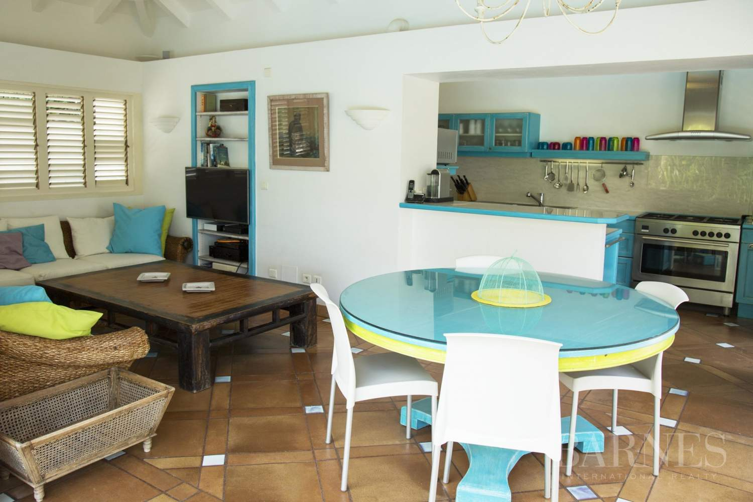Saint-Barthélemy  - Villa 4 Bedrooms - picture 15