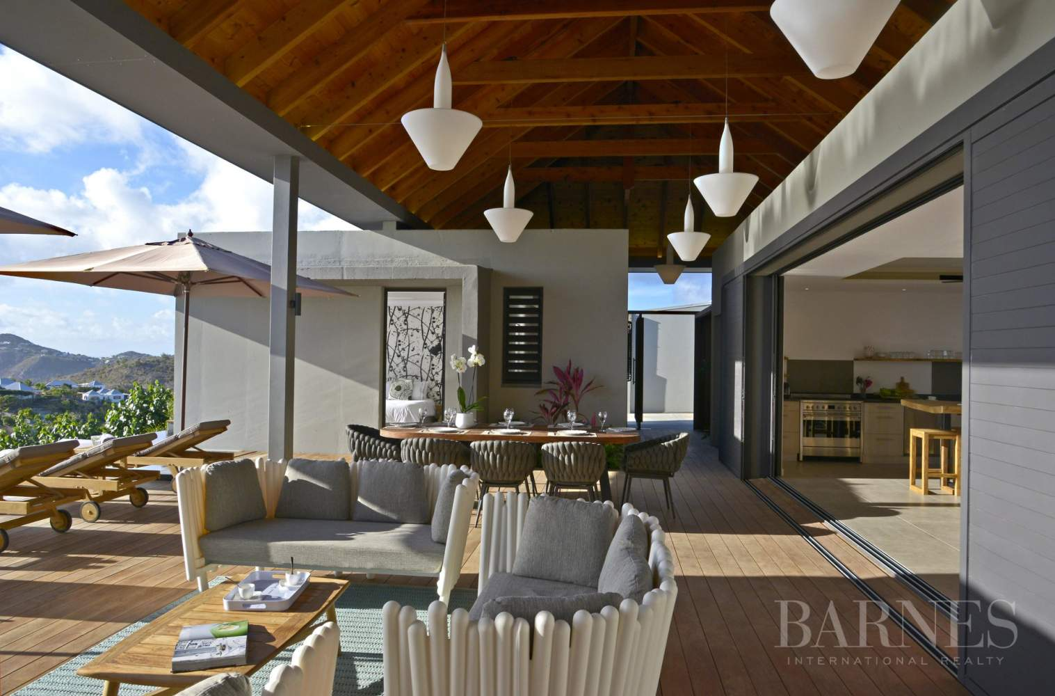 Saint-Barthélemy  - Villa 4 Bedrooms - picture 6