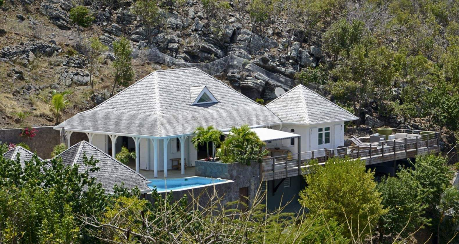 Saint-Barthélemy  - Villa 4 Bedrooms - picture 1
