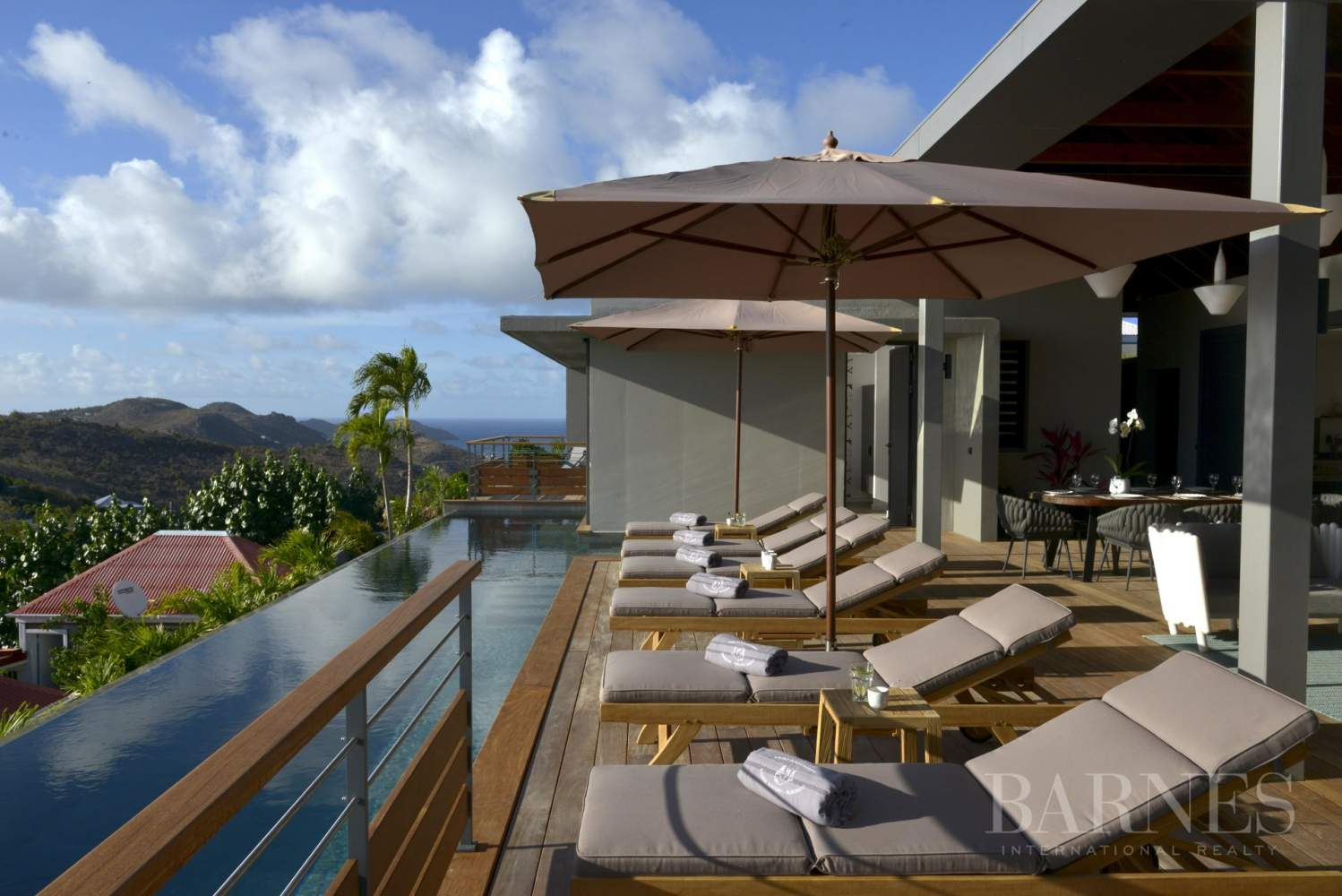 Saint-Barthélemy  - Villa 4 Bedrooms - picture 2