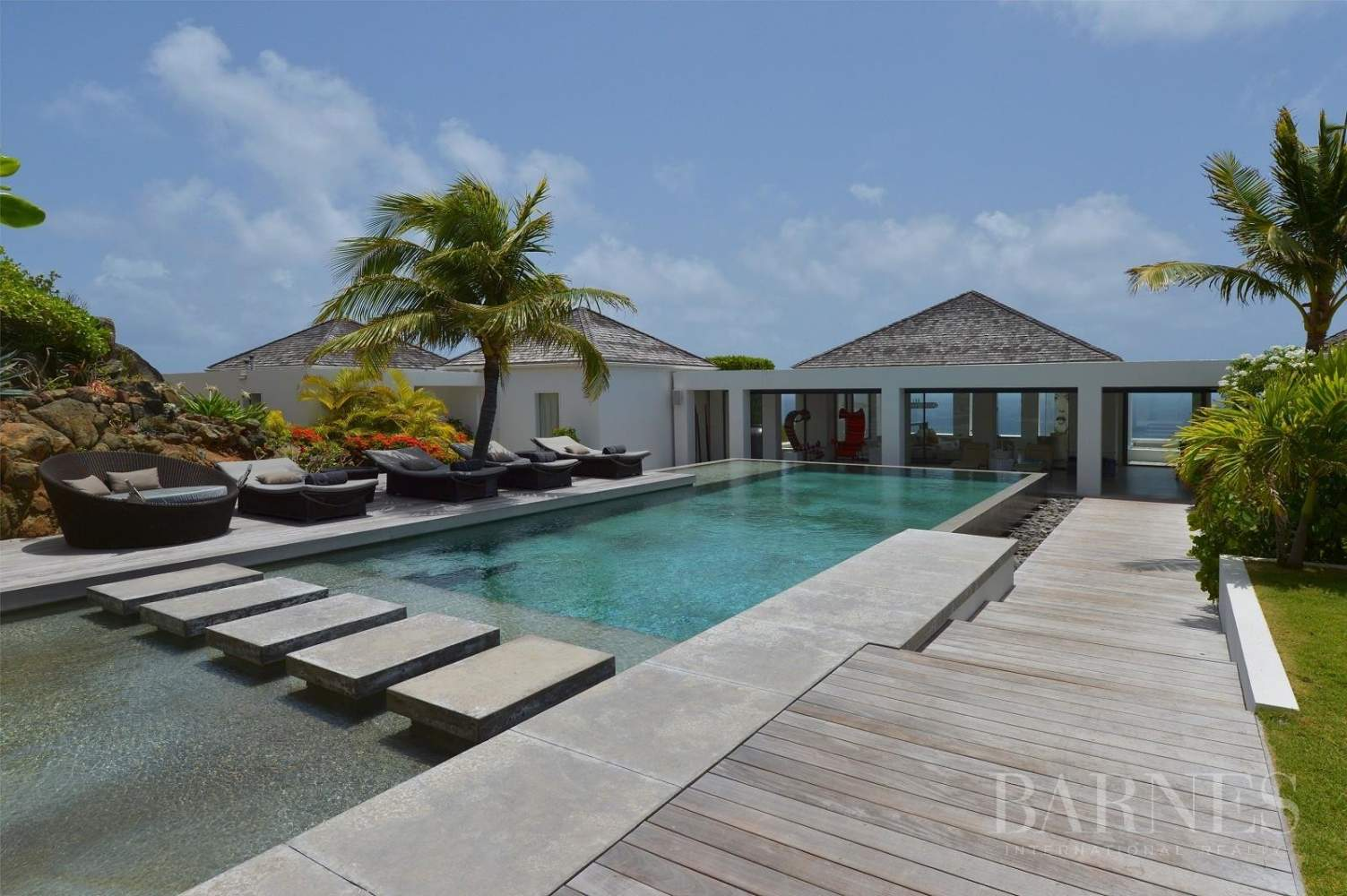 Saint-Barthélemy  - Villa 6 Bedrooms - picture 2