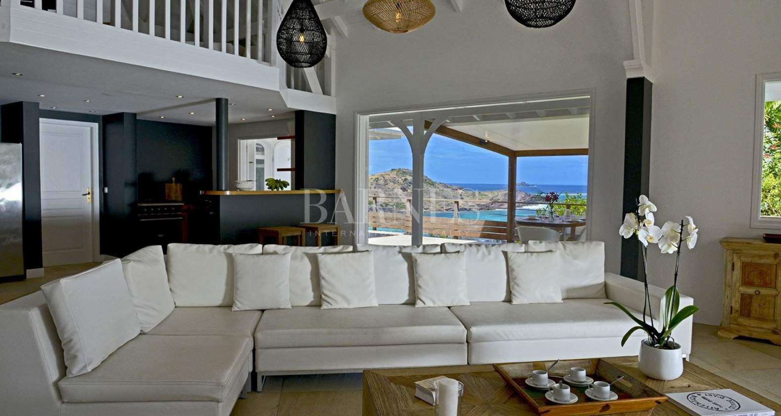 Saint-Barthélemy  - Villa 4 Bedrooms - picture 8