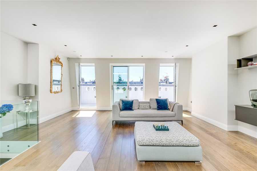 London  - Appartement 5 Pièces 4 Chambres
