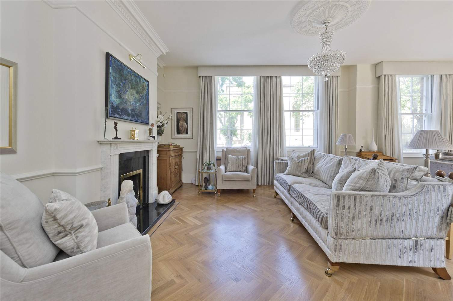 London  - Apartment 3 Bedrooms - picture 9