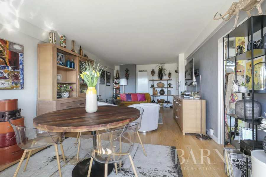 Saint-Germain-en-Laye  - Appartement 4 Pièces 3 Chambres