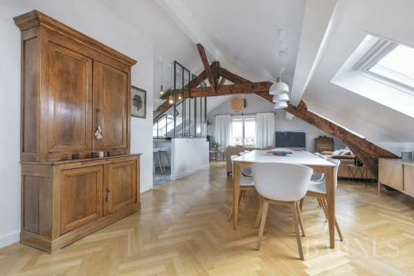 Piso Saint-Germain-en-Laye  -  ref 3489907 (picture 2)
