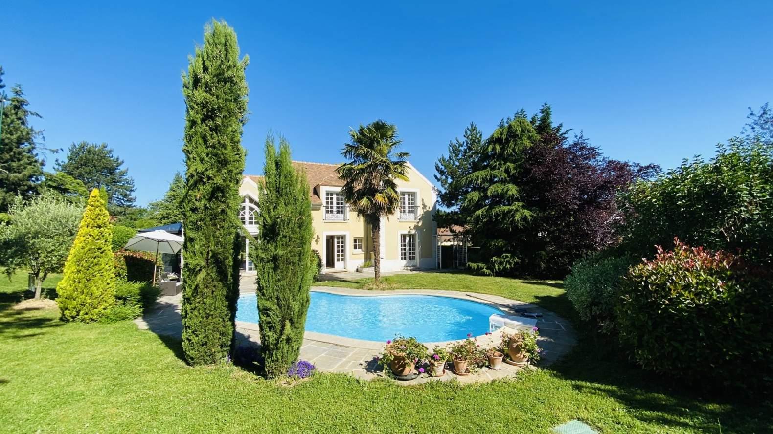 Louveciennes  - Villa 9 Cuartos 5 Habitaciones - picture 3