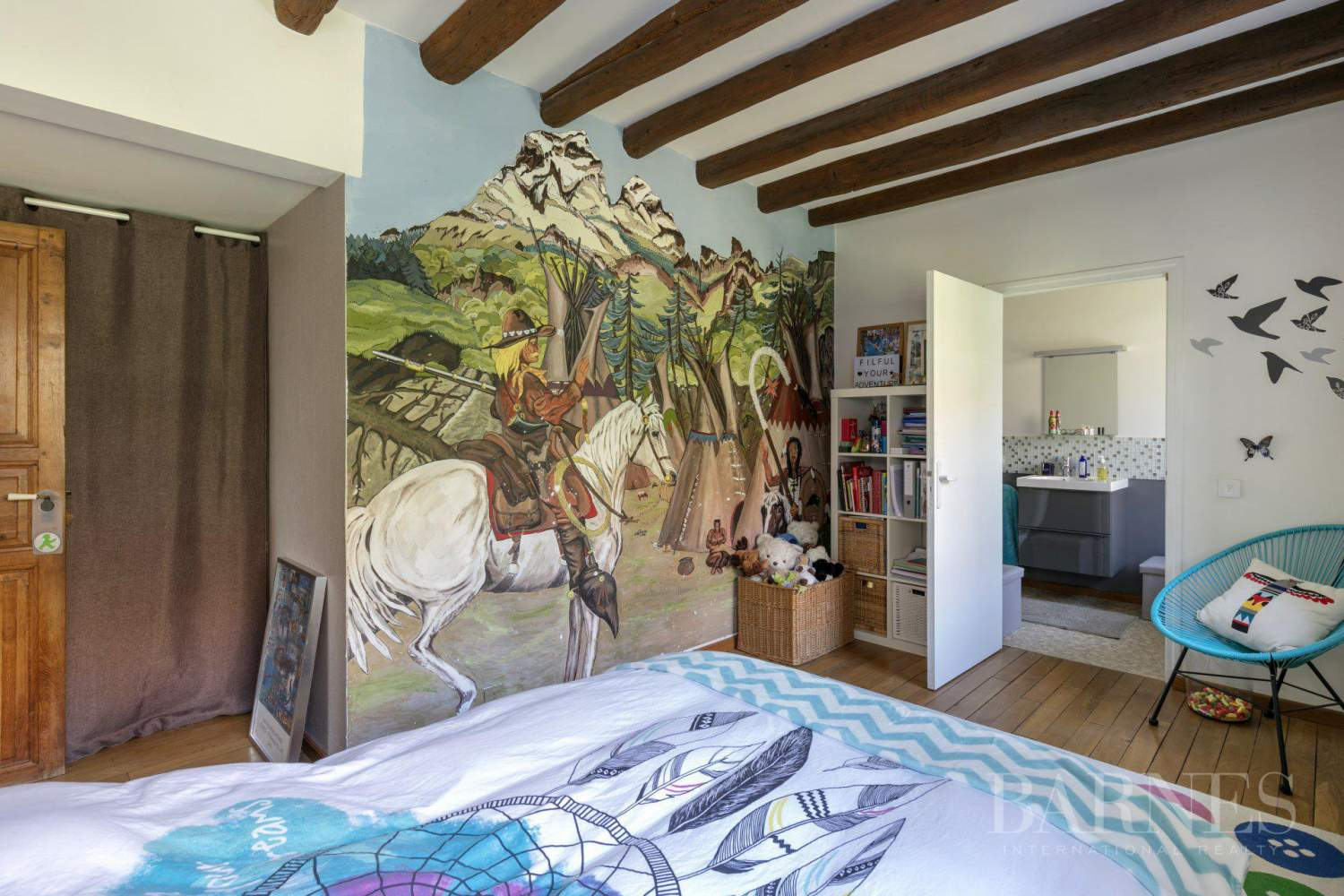 Le Mesnil-le-Roi  - House 4 Bedrooms - picture 15