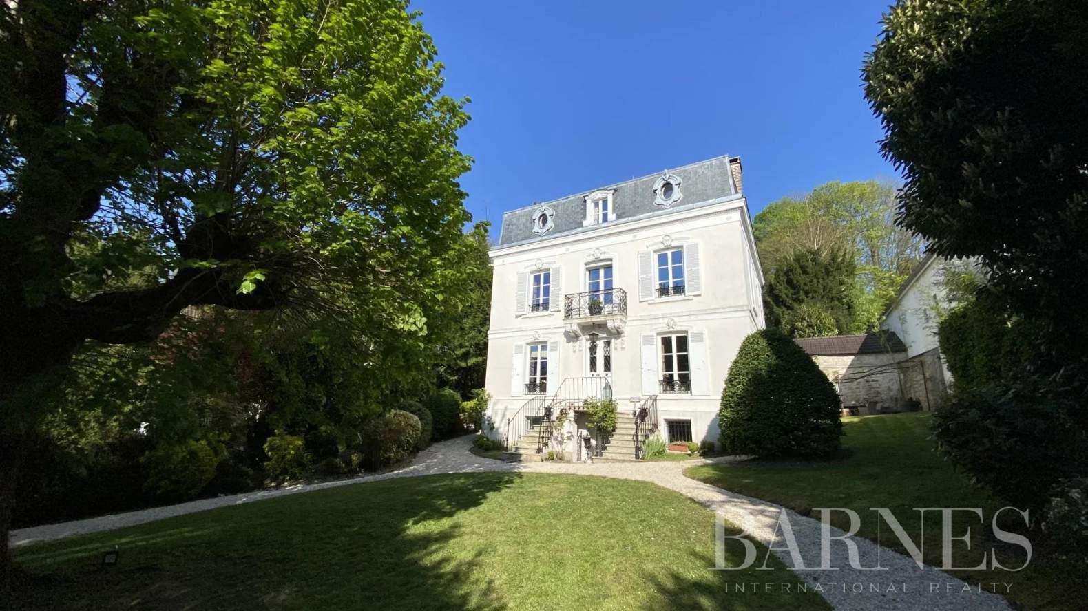 Bougival  - Maison 9 Pièces 5 Chambres - picture 1