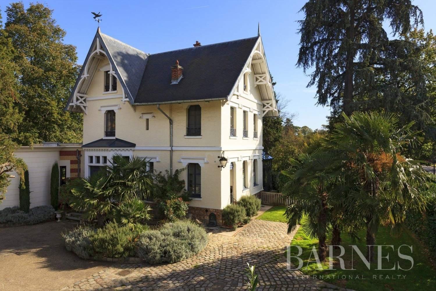 Le Vésinet  - Casa 10 Cuartos 5 Habitaciones - picture 2