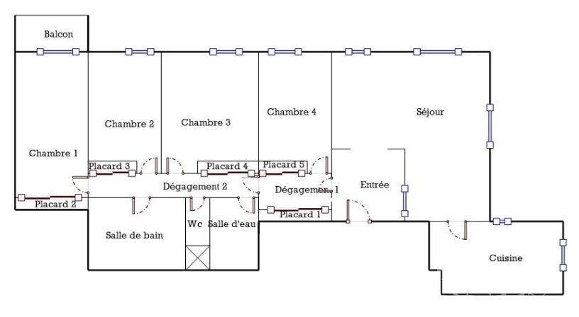 Chatou  - Appartement 6 Pièces 4 Chambres - picture 16