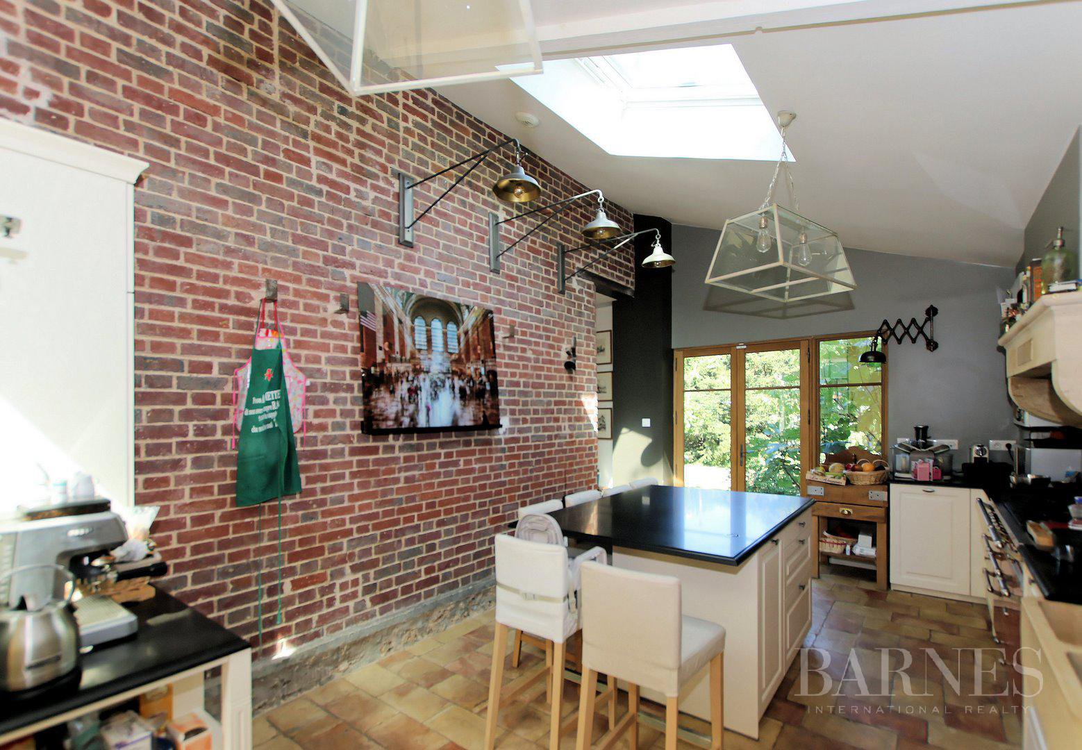 HOUSE FOR SALE - ILE DE MIGNEAUX - POISSY - 4 BEDROOMS - POOL picture 4