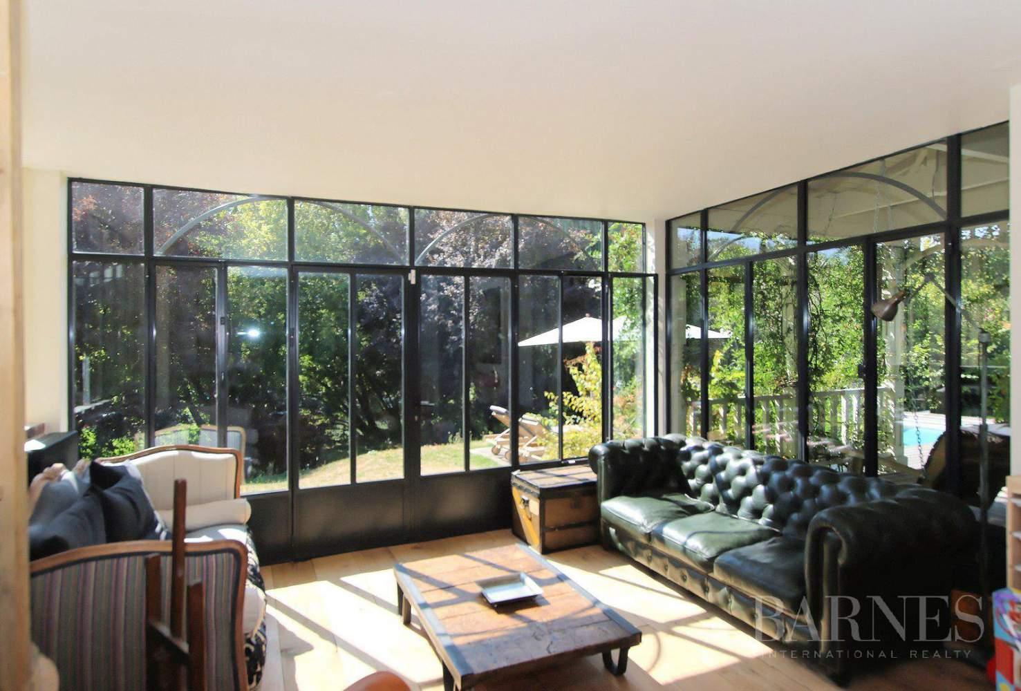 HOUSE FOR SALE - ILE DE MIGNEAUX - POISSY - 4 BEDROOMS - POOL picture 2
