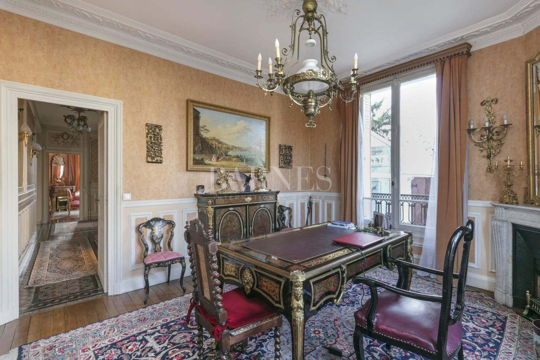 Maisons-Laffitte  - Hôtel particulier 9 Pièces 5 Chambres - picture 12