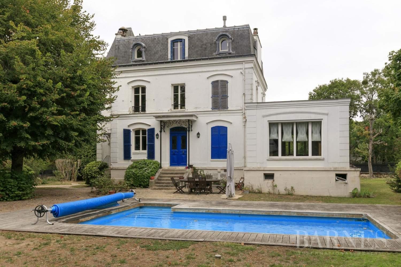 Le Vésinet  - Hôtel particulier 10 Pièces 5 Chambres - picture 19