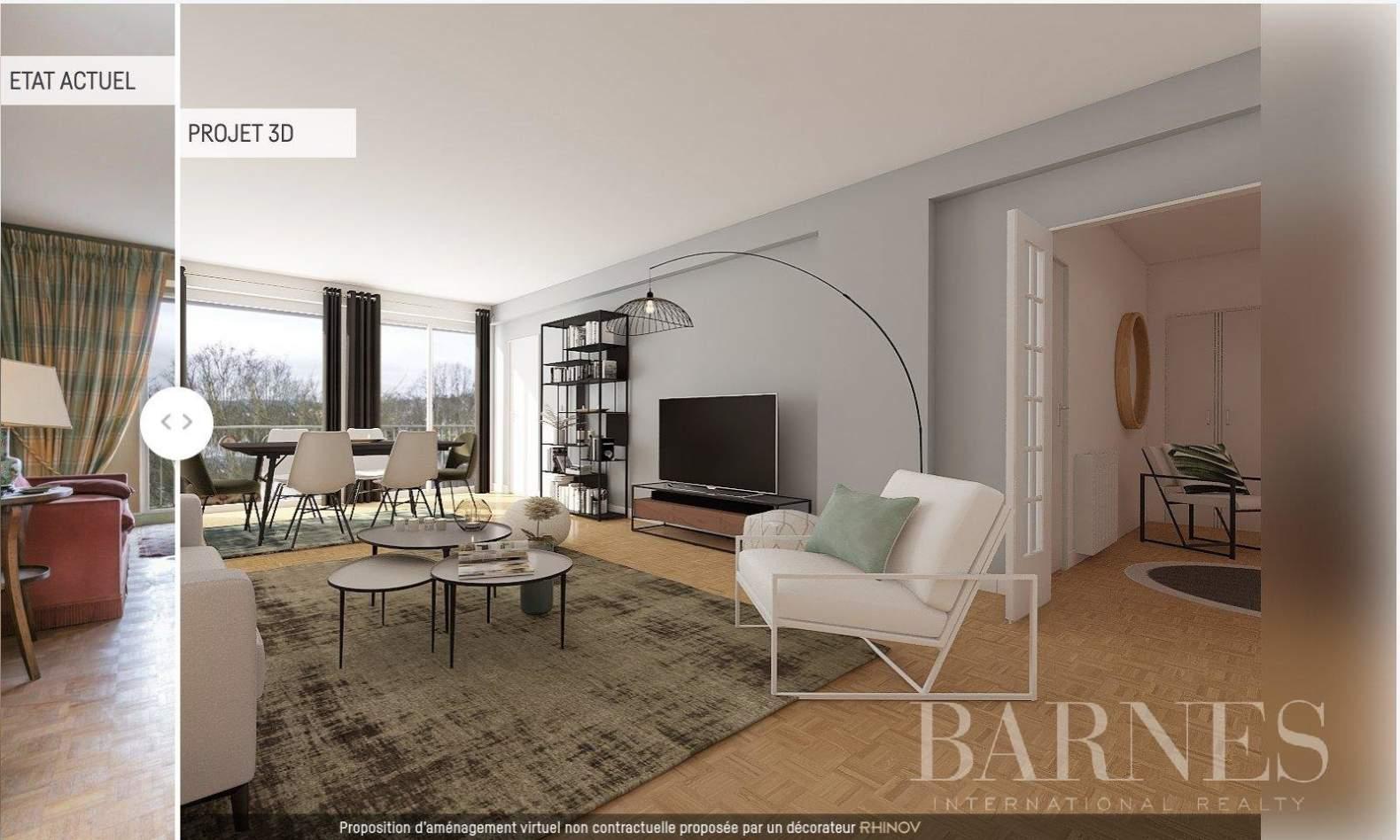 Saint-Germain-en-Laye  - Piso 5 Cuartos 3 Habitaciones - picture 1