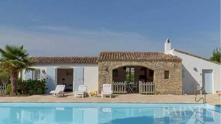 Ile de Ré - Les Portes - Close to La Patache - Swimming pool - 6 bedrooms picture 4