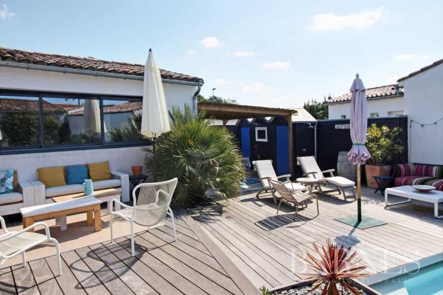 Rivedoux-Plage  - Maison 5 Pièces 3 Chambres