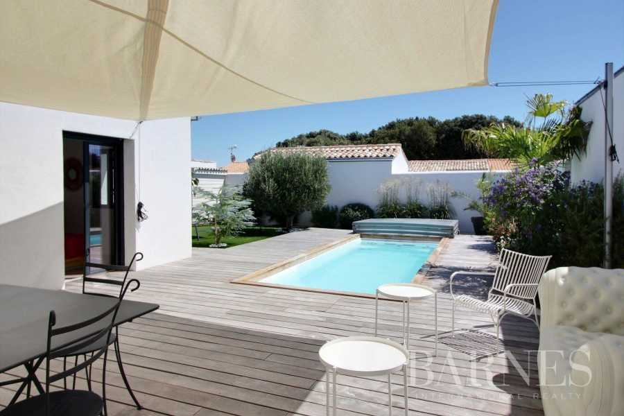 Rivedoux-Plage  - House 4 Bedrooms