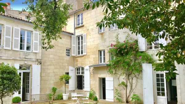 Hôtel particulier La Rochelle - Ref 2702585