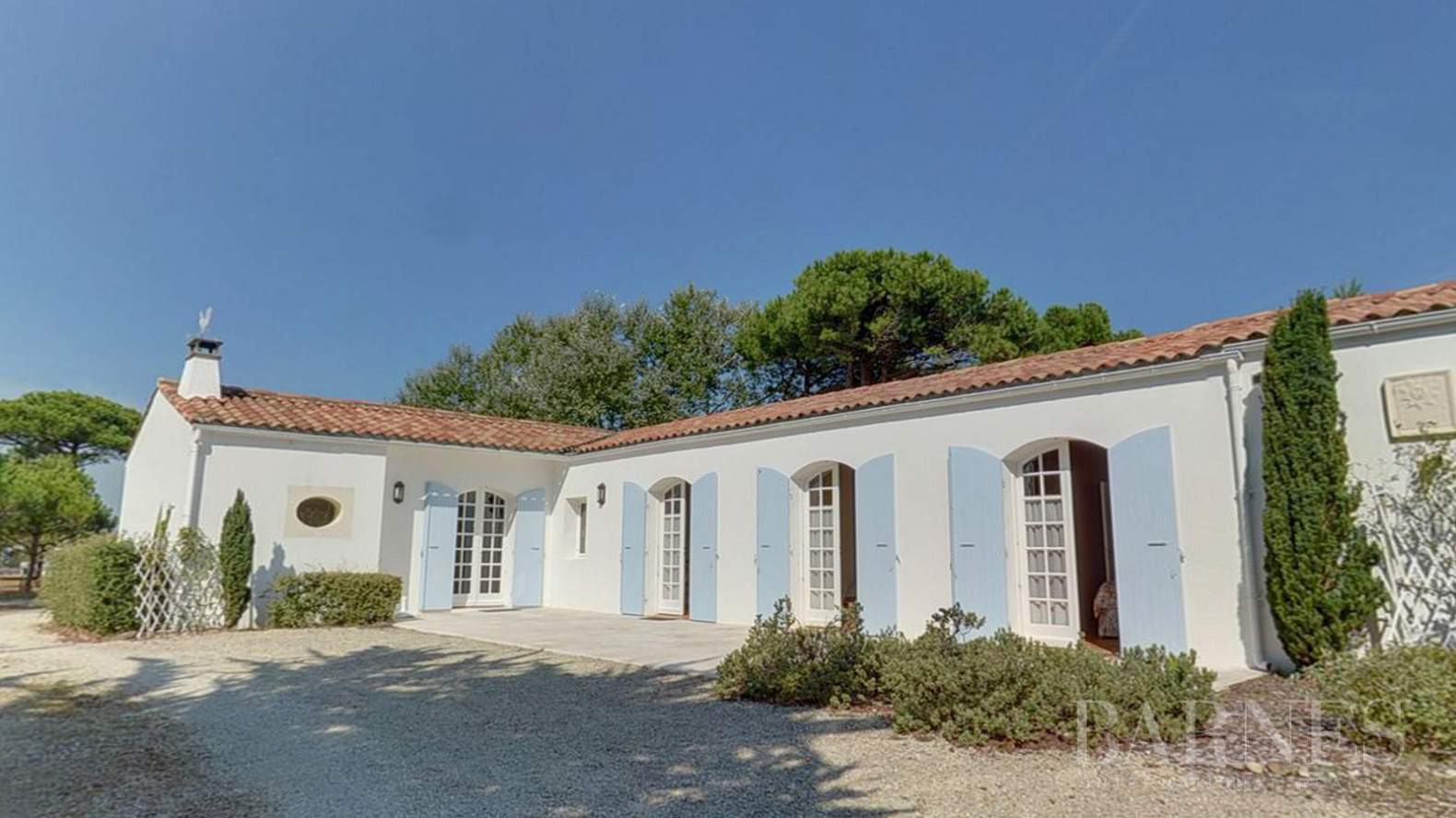 Ile de Ré - Les Portes - Close to La Patache - Swimming pool - 6 bedrooms picture 1