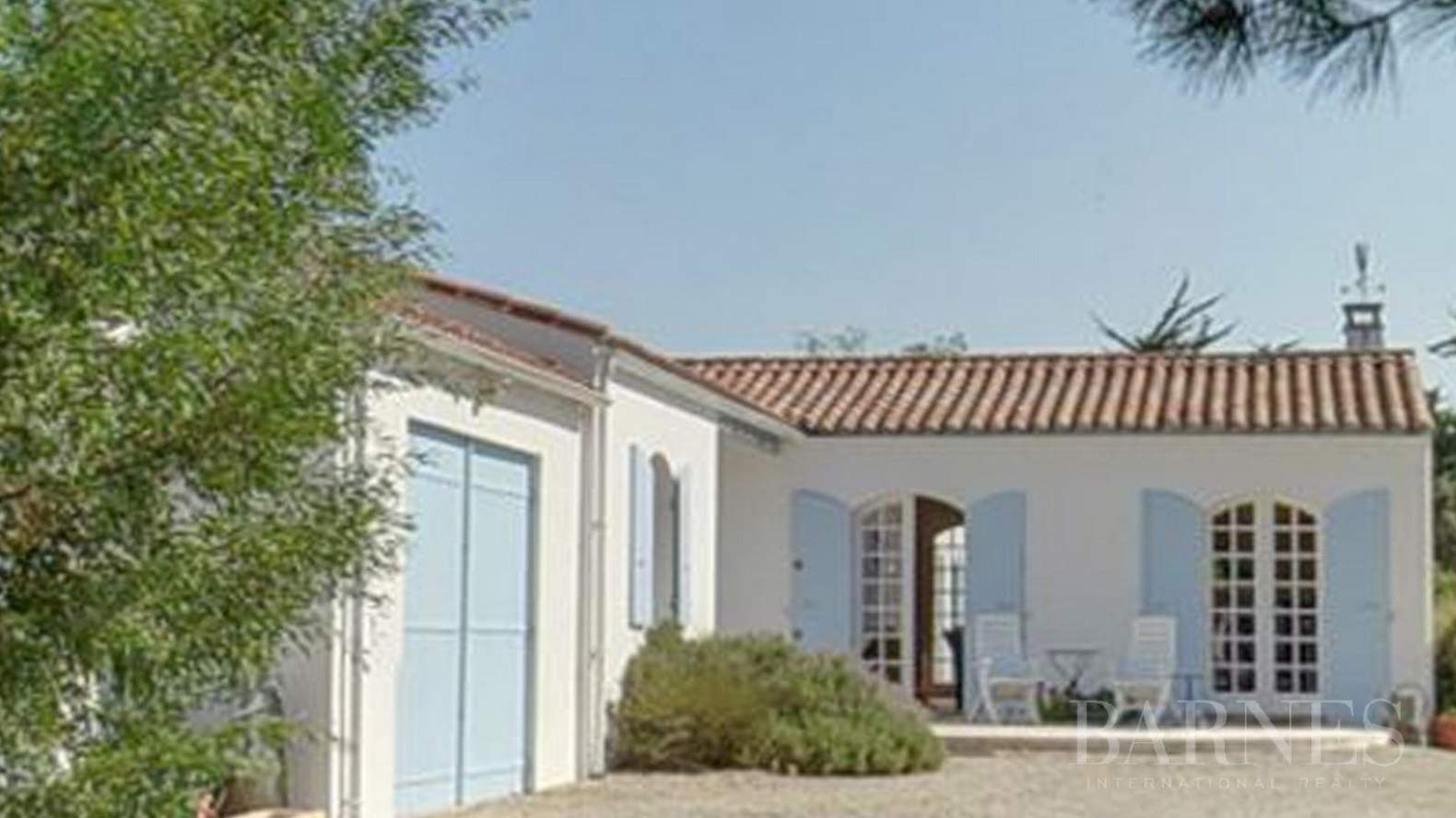 Ile de Ré - Les Portes - Close to La Patache - Swimming pool - 6 bedrooms picture 3
