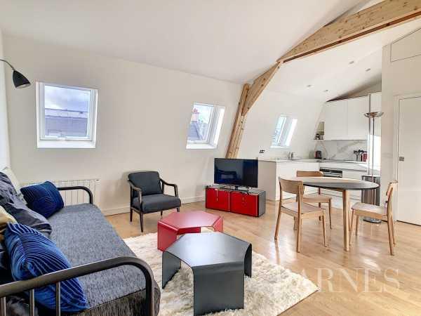Studio Paris 75016  -  ref 4396370 (picture 1)