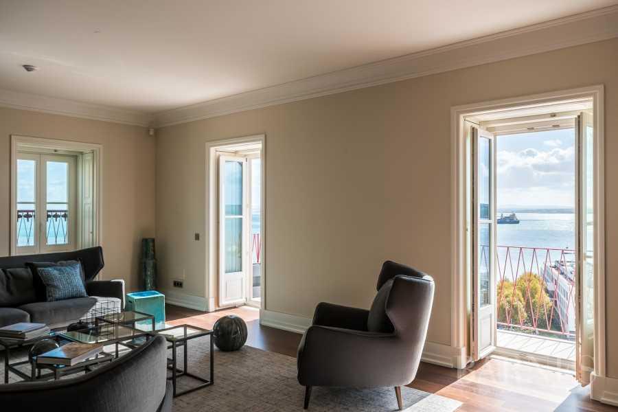 Lisboa  - Appartement 7 Pièces 6 Chambres