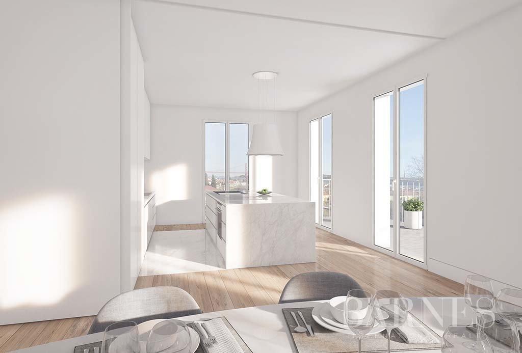 Lisboa  - Appartement 4 Pièces 3 Chambres - picture 3