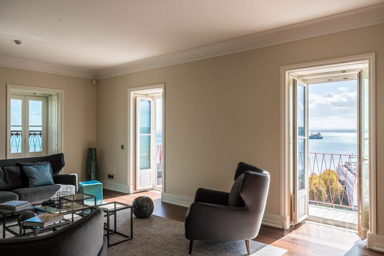Lisboa  - Appartement 7 Pièces 6 Chambres - picture 2