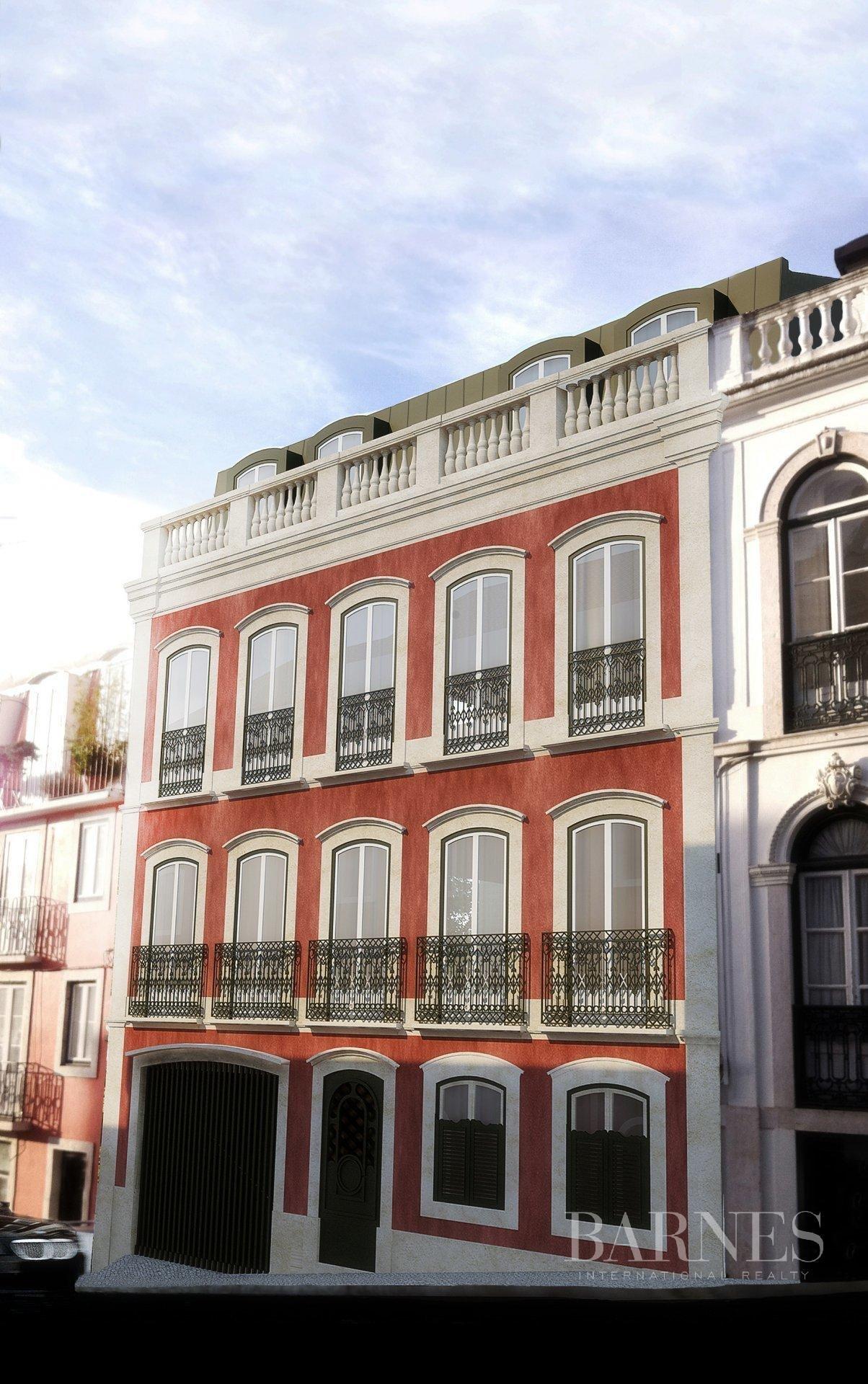 Lisboa  - Appartement 6 Pièces 5 Chambres - picture 11