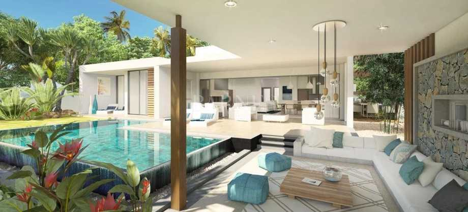 Haute Rive  - Villa 2 Bedrooms