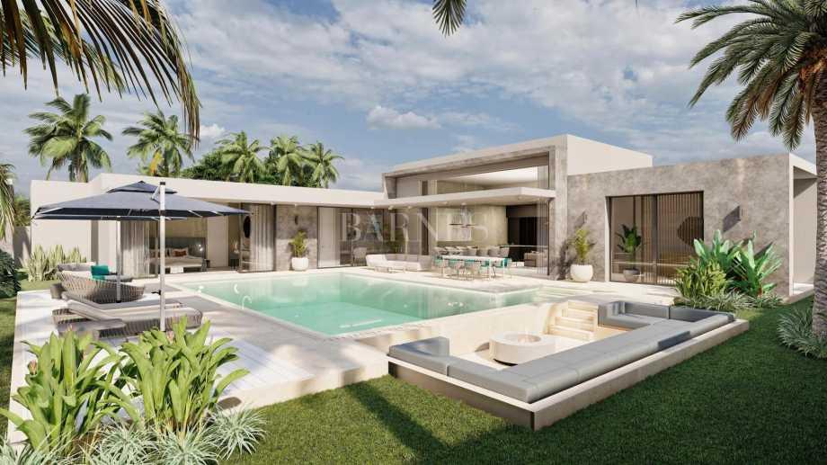 Grand Baie  - Villa 4 Pièces 3 Chambres