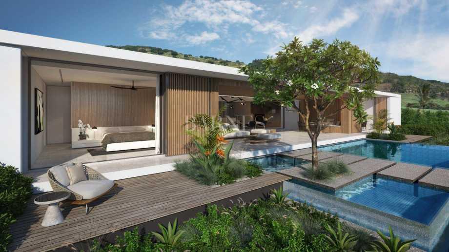 Bel Ombre  - Villa 4 Bedrooms