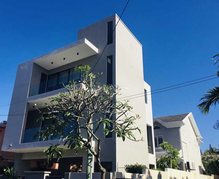 House Blue Bay